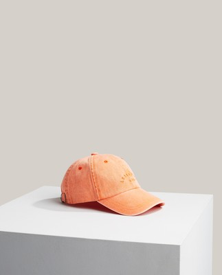 York Cap, Light Orange