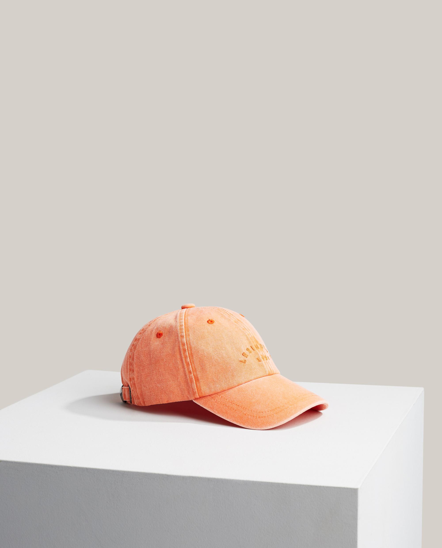 York Cap, Light Orange