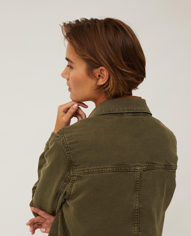 Raven Jacket, Green