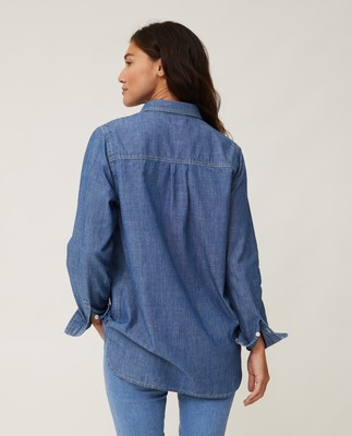 Isa Denim Shirt