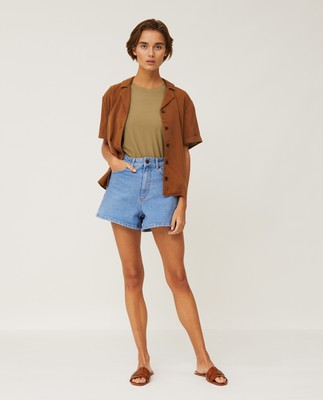 Florence Denim Shorts