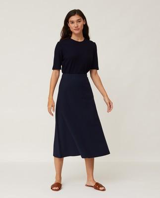 Brielle Skirt, Dark Blue