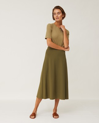 Brielle Skirt, Green