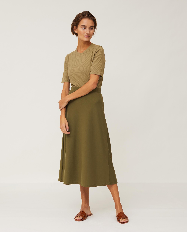 Brielle Skirt, Green