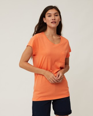 Ashley Tee, Light Orange