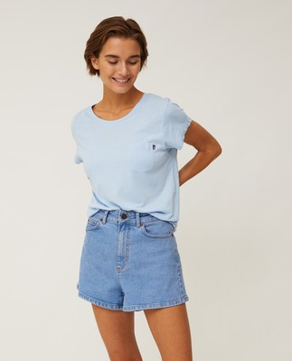Ashley Tee, Light Blue