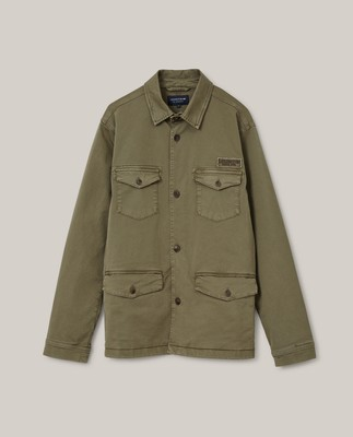 Drake Safari Jacket, Green