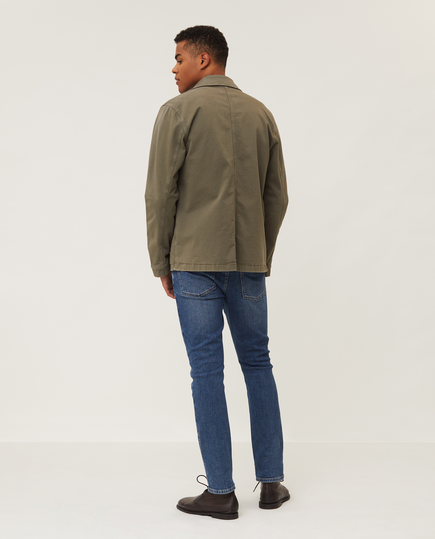 Drake Safari Jacket, Green