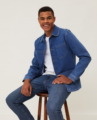 Chester Denim Worker Jacket