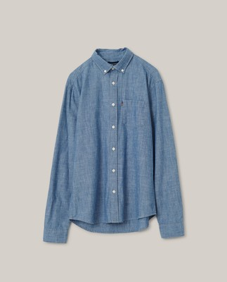 Clive Chambray Shirt