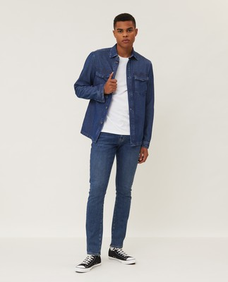 Miguel Denim Overshirt