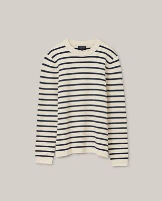 Martin Full Milano Striped Sweater