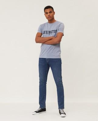 Justin Tee, Blue Melange