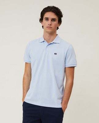 Jeromy Polo Shirt, Light Blue