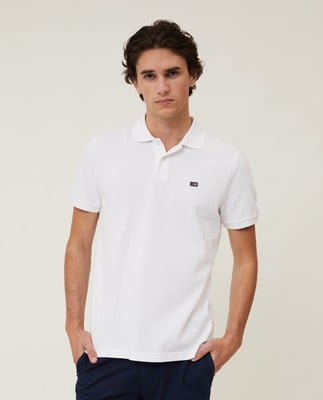 Jeromy Polo Shirt, White