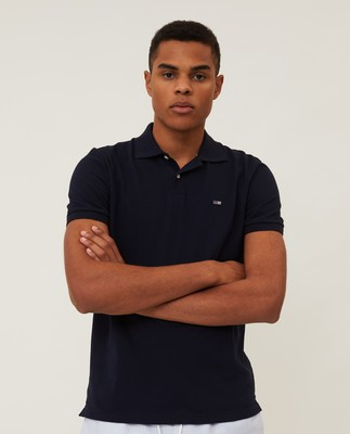 Jeromy Polo Shirt, Dark Blue