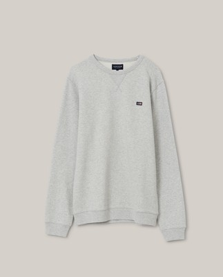 Mateo Sweatshirt, Light Gray Melange