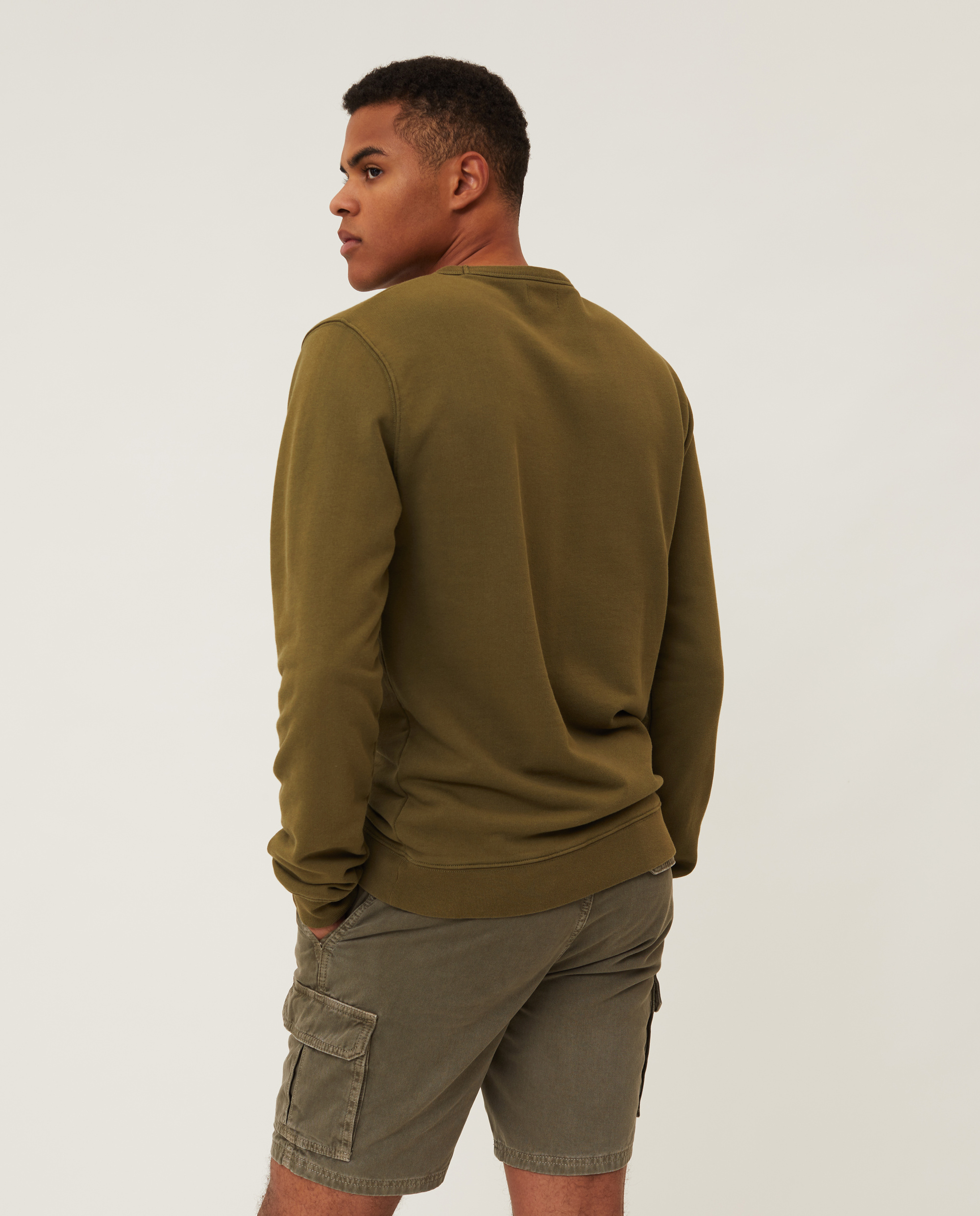Mateo Sweatshirt, Green