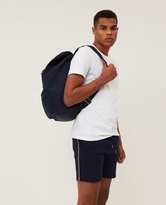 James Jersey Shorts, Dark Blue