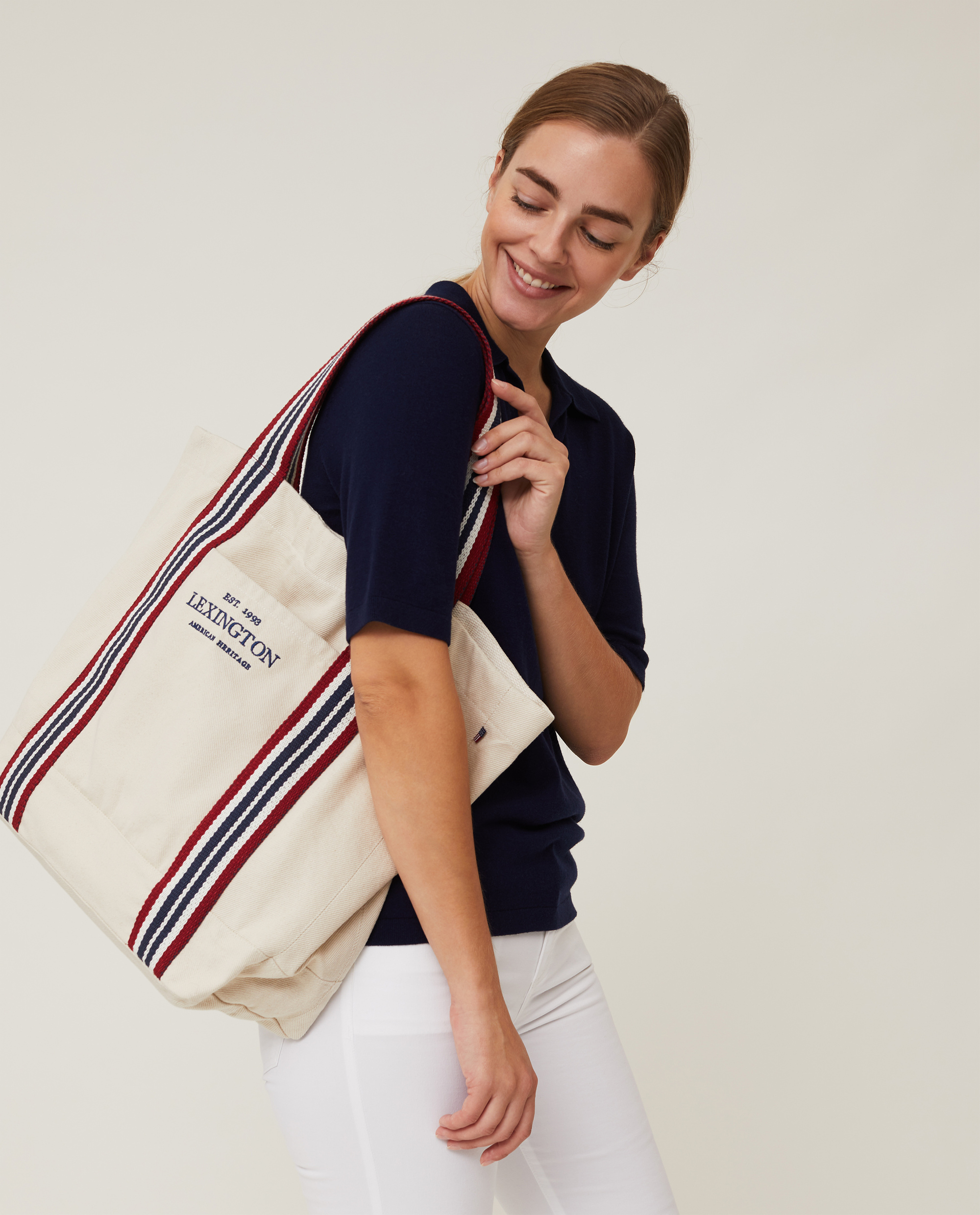 Lewis Organic Cotton Shopper