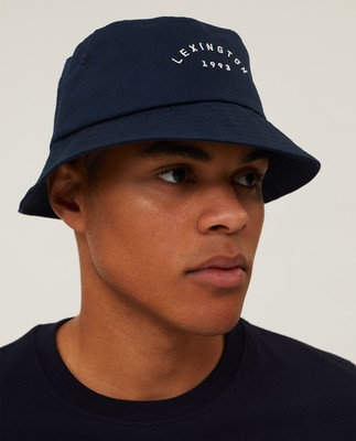 Bridgehampton Twill Bucket Hat