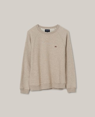 Nina Sweatshirt, Light Brown Melange