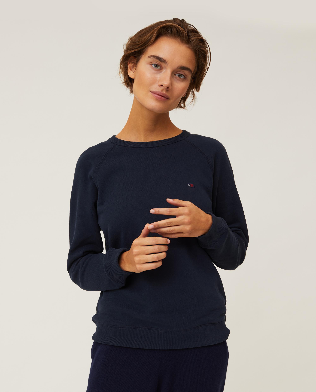 Nina Sweatshirt, Dark Blue