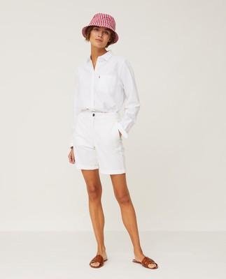 Bianca Shorts, White