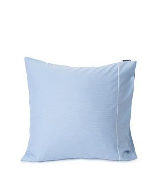 Blue/White Striped Lyocell/Cotton Pillowcase
