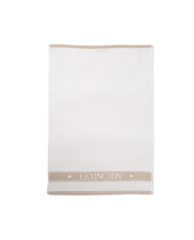 Cotton Terry Logo Kitchen Towel