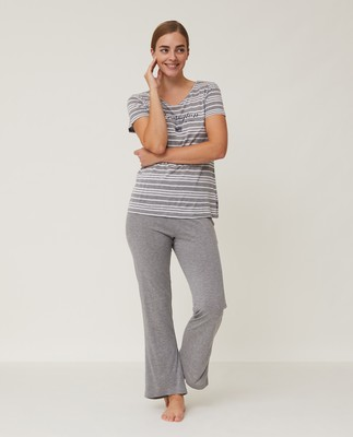 Women's Jersey Bamboo Pajama Set