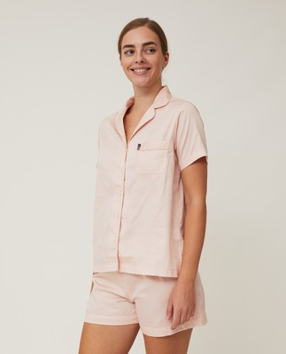 Women´s Organic Cotton Sateen Pajama Set