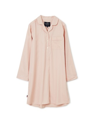 Women´s Organic Cotton Sateen Nightshirt