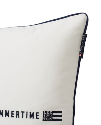 Enjoy Cotton Twill Pillow Cover
