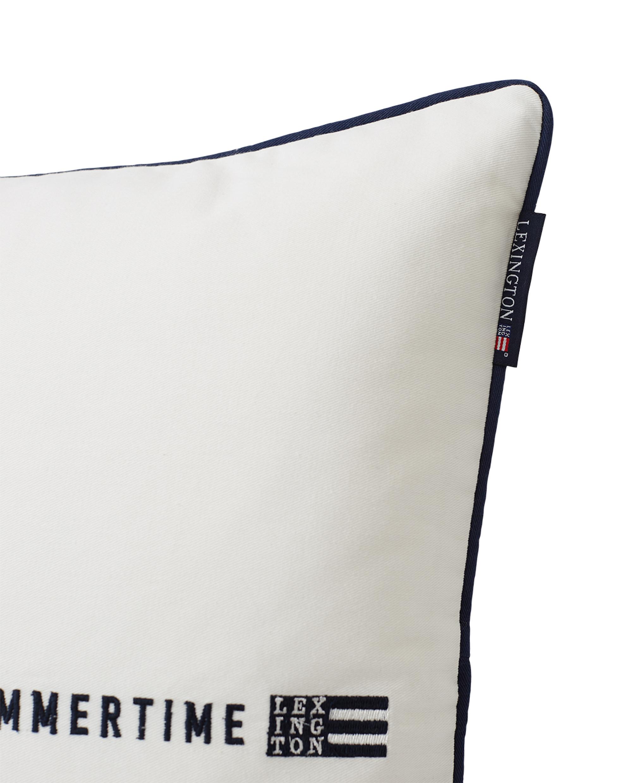 Enjoy Cotton Twill Pillow Cover