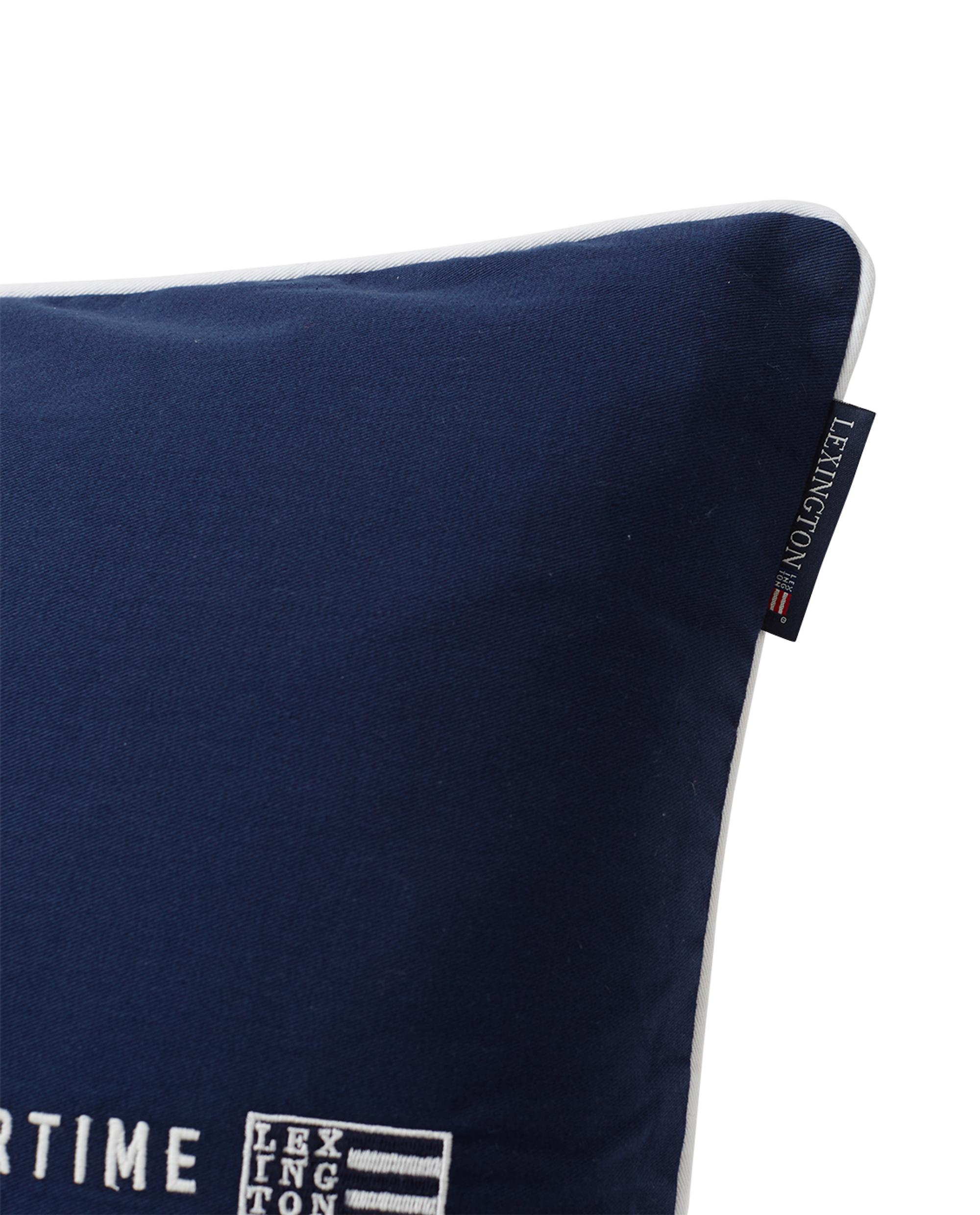 Easy Living Cotton Twill Pillow Cover
