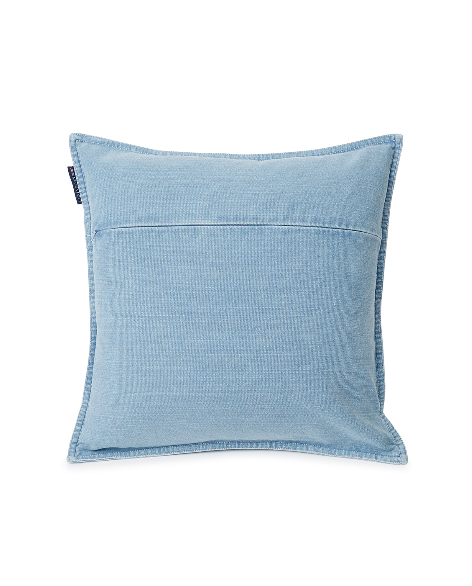 Denim Easy Living Cotton Pillow Cover