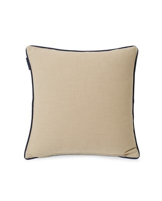 Airstreamer Cotton Canvas Pillow Cover