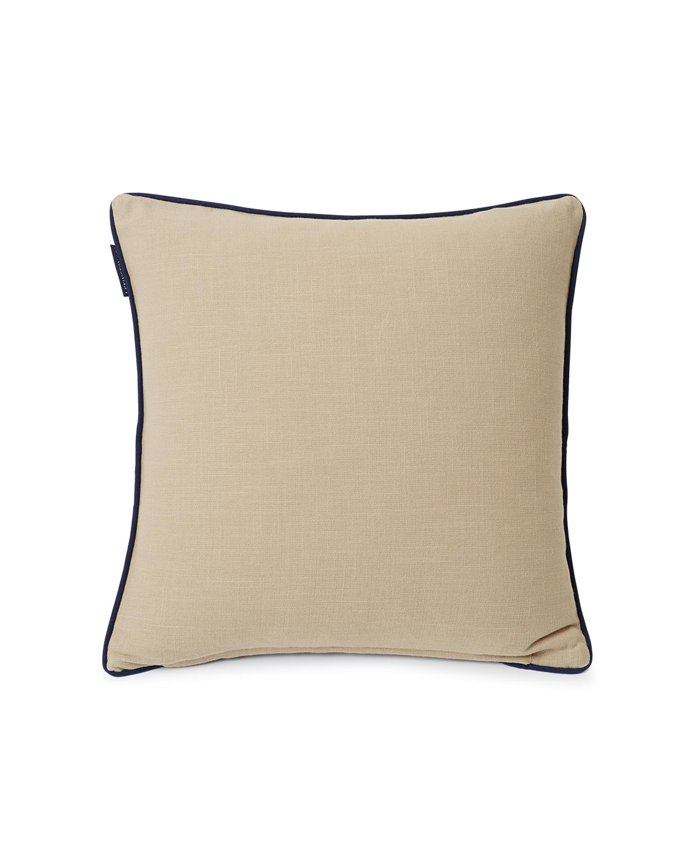 Airstreamer Cotton Canvas Pillow Cover