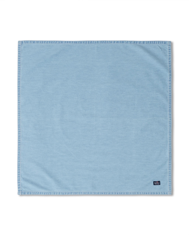 Light Blue Denim Washed Cotton Napkin