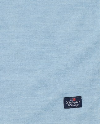 Light Blue Denim Washed Cotton Napkin
