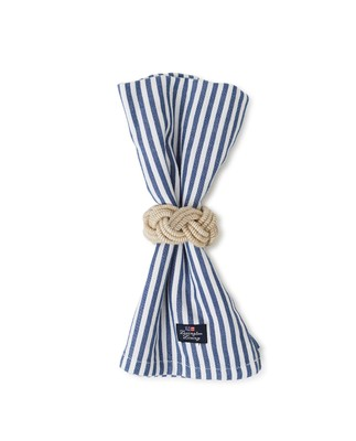 Braided Cotton/Jute Napkin Ring