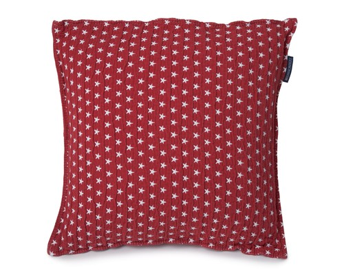 Icons Star Sham Red