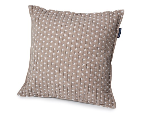 Icons Star Sham Beige