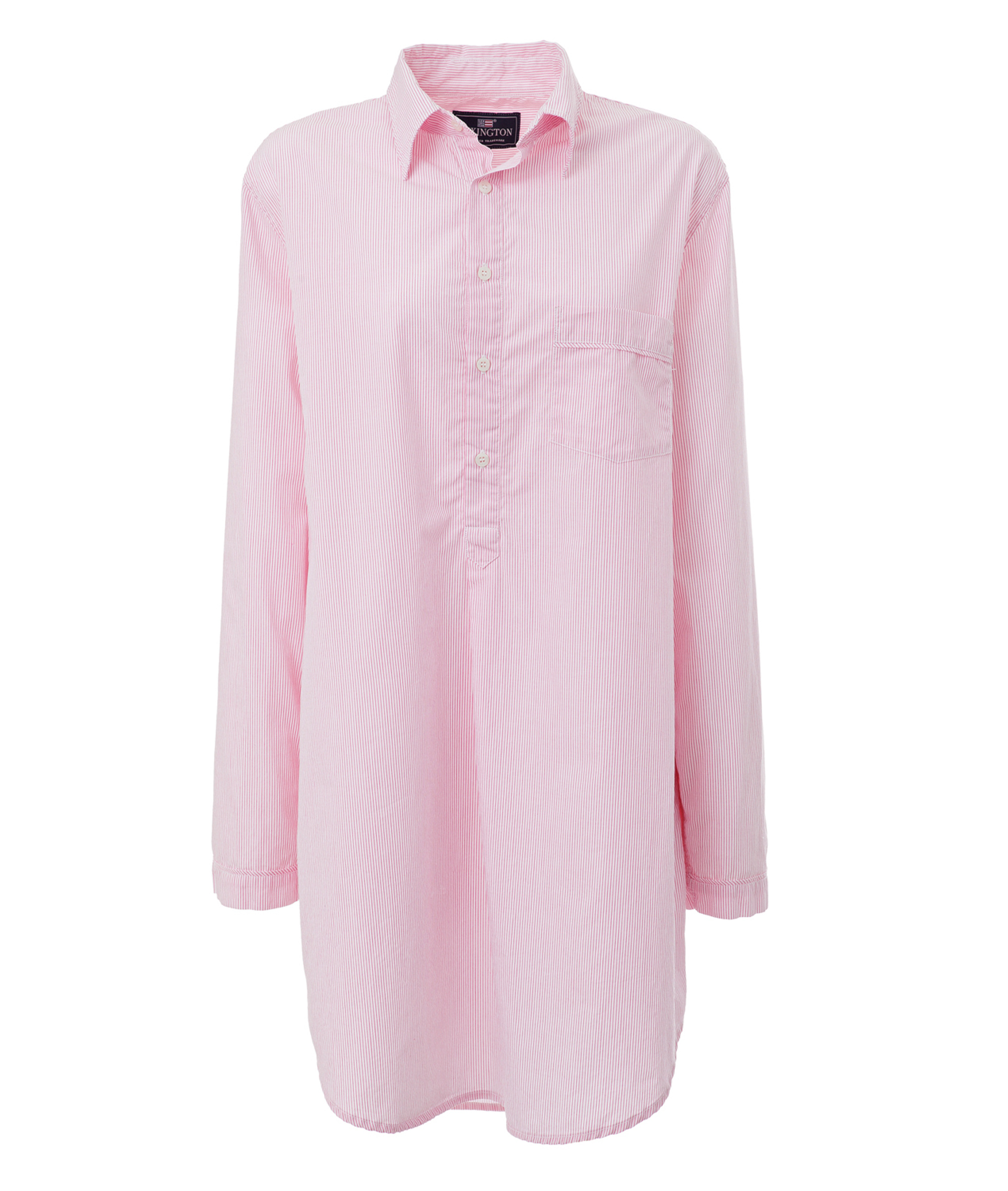 Icons Nightshirt, Pink/White