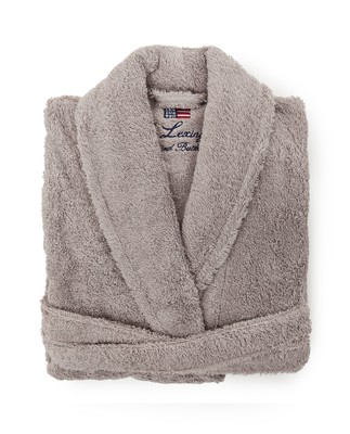 Unisex Original Bathrobe, Gray