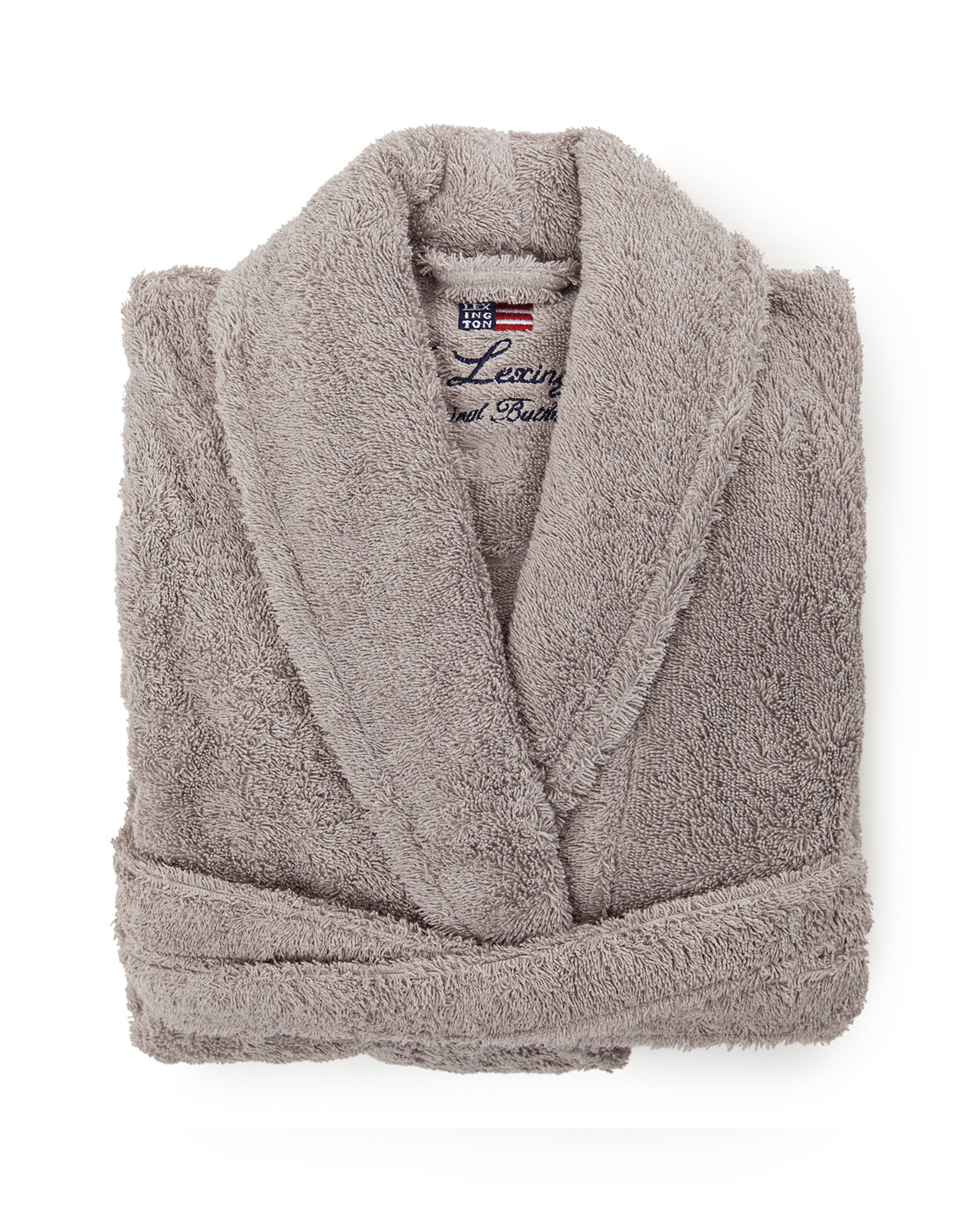 Original Bathrobe, Gray