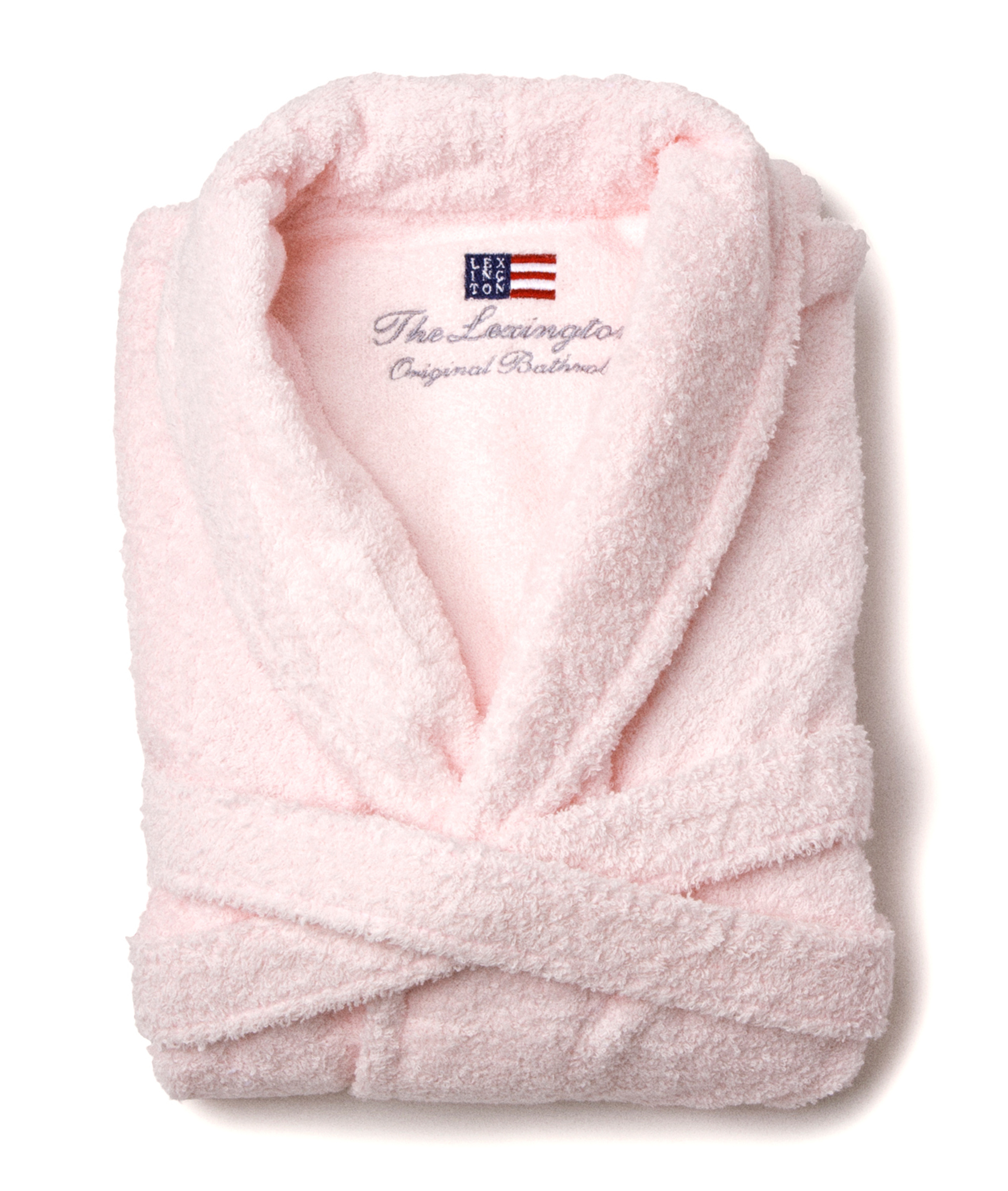 Original Bathrobe, Pink