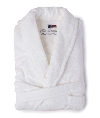 Original Bathrobe, White