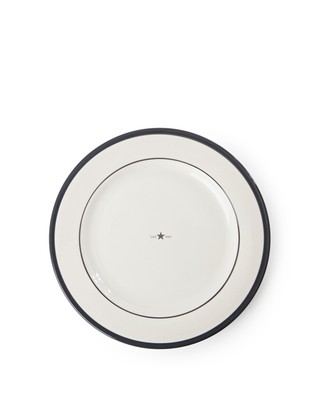 Icons Dinner Plate 26,50 cm, Gray